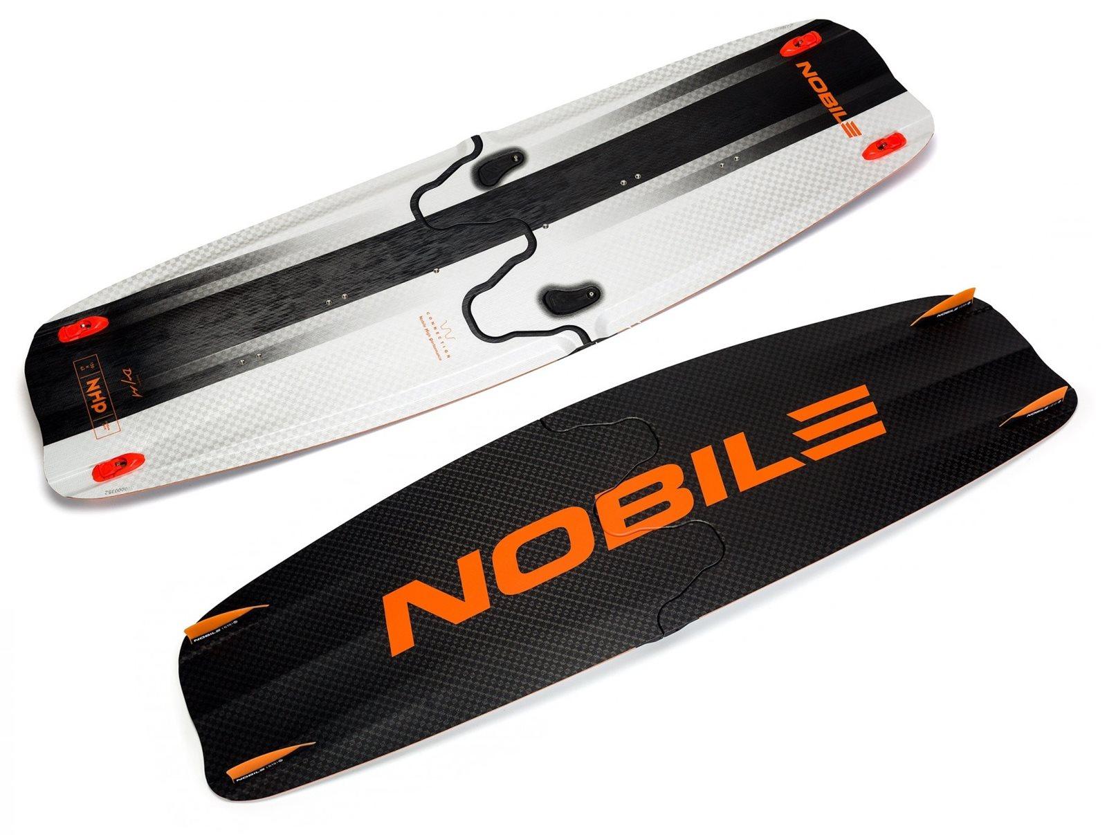 kiteboard 2021 NOBILE NHP carbon split - 142x43
