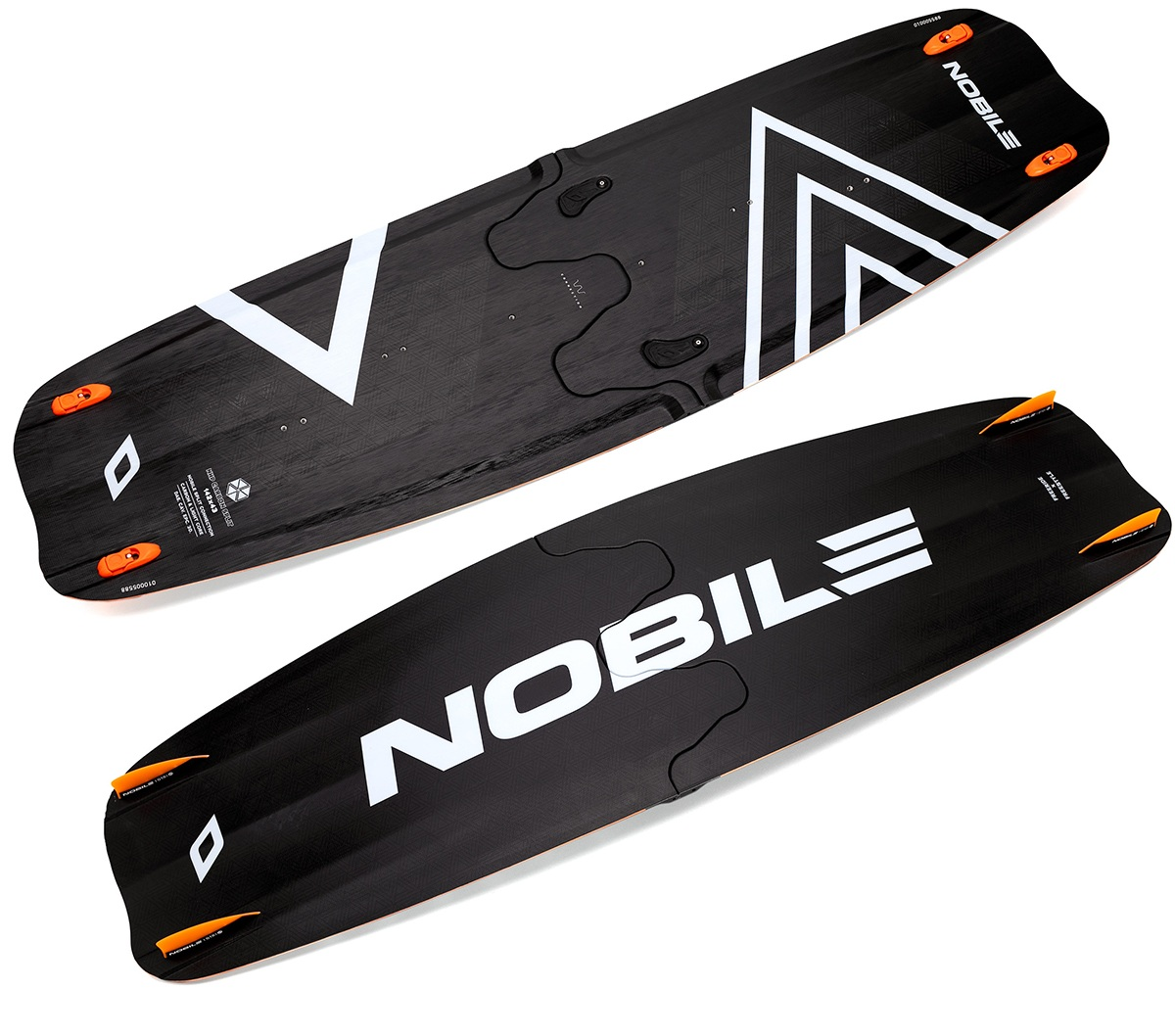 kiteboard 2022 NOBILE NHP split carbon - 142x43