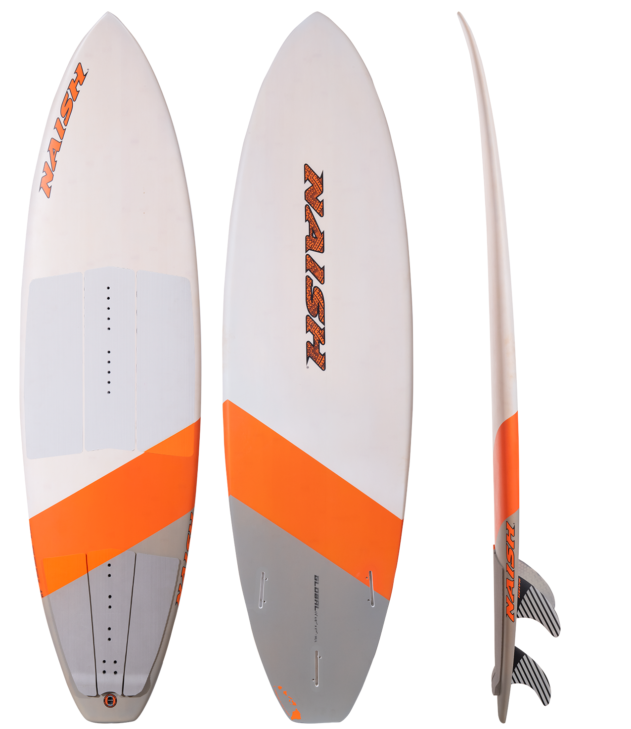 Kitesurf board S25 Naish Global - 5'9