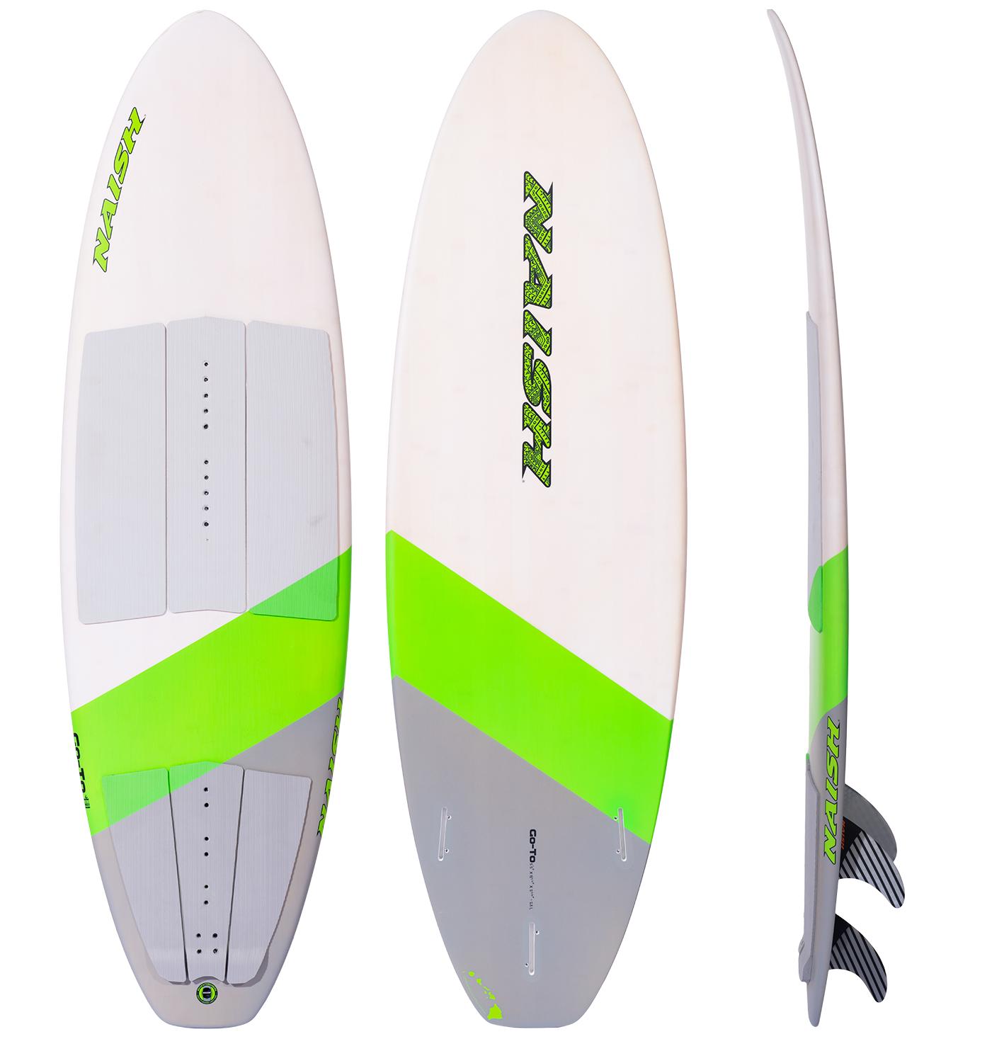 Kitesurf board S25 Naish Go-To - 5'8