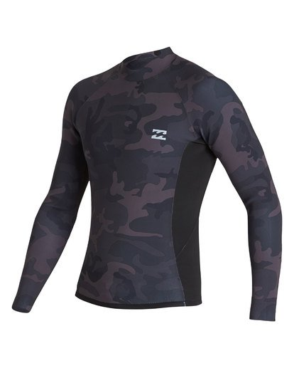 Pánský neoprenový top Billabong Revolution Interchage 2/2 mm - M