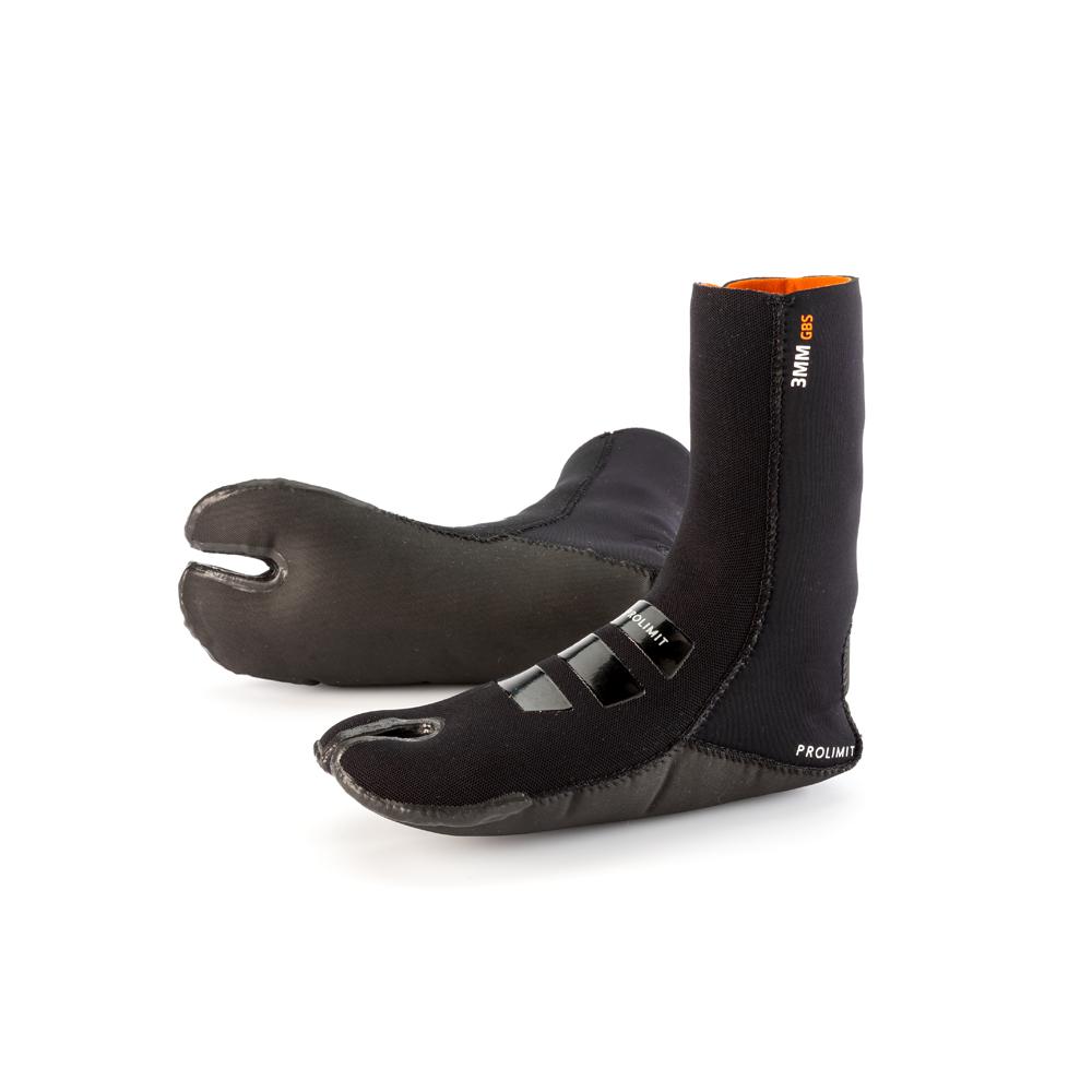 neoprénové ponožky Prolimit Evo Boot sock 3mm - 45