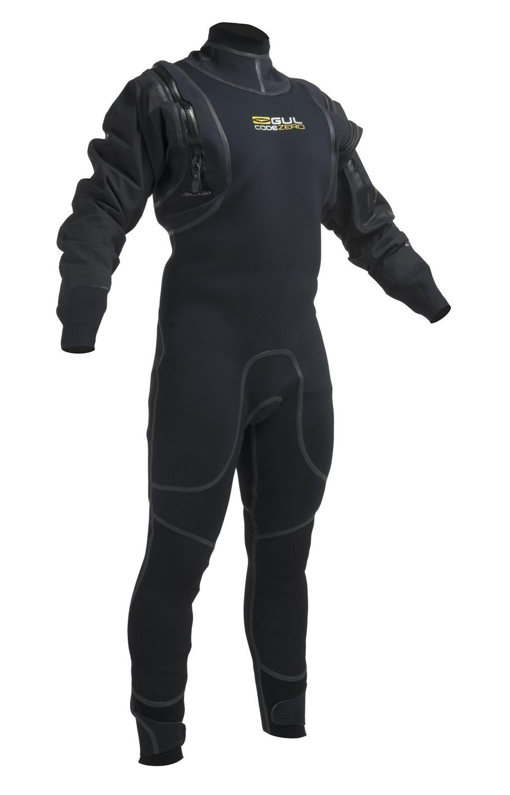Polosuchý oblek GUL CODE ZERO HYBRID 4mm - M