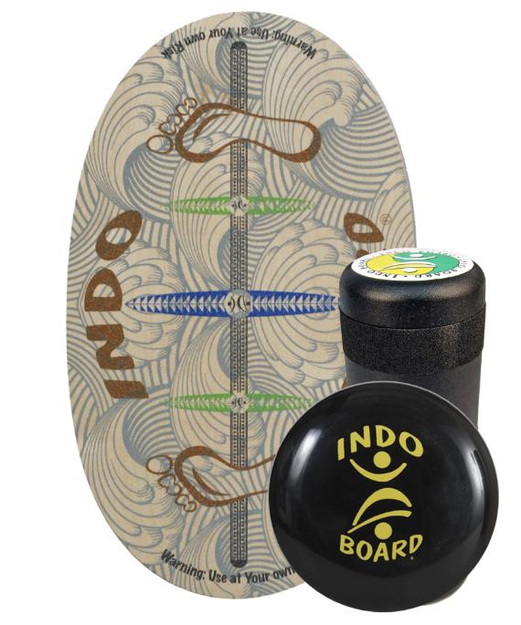 set Indo Board ORIGINAL - barefoot