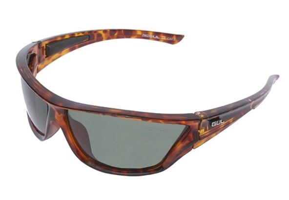 Sportovní sluneční brýle Gul CZ React Floating hnědé