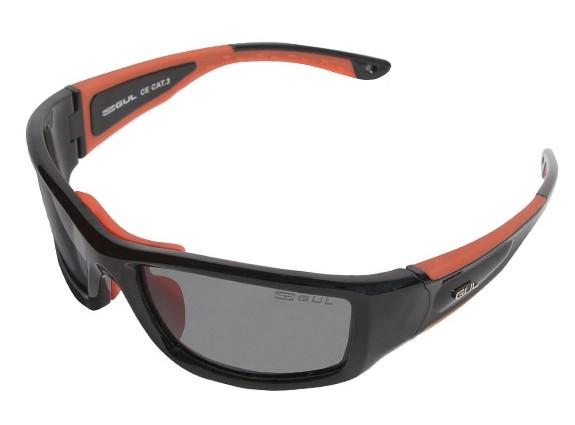 Sportovní sluneční brýle Gul CZ Pro Floating černé