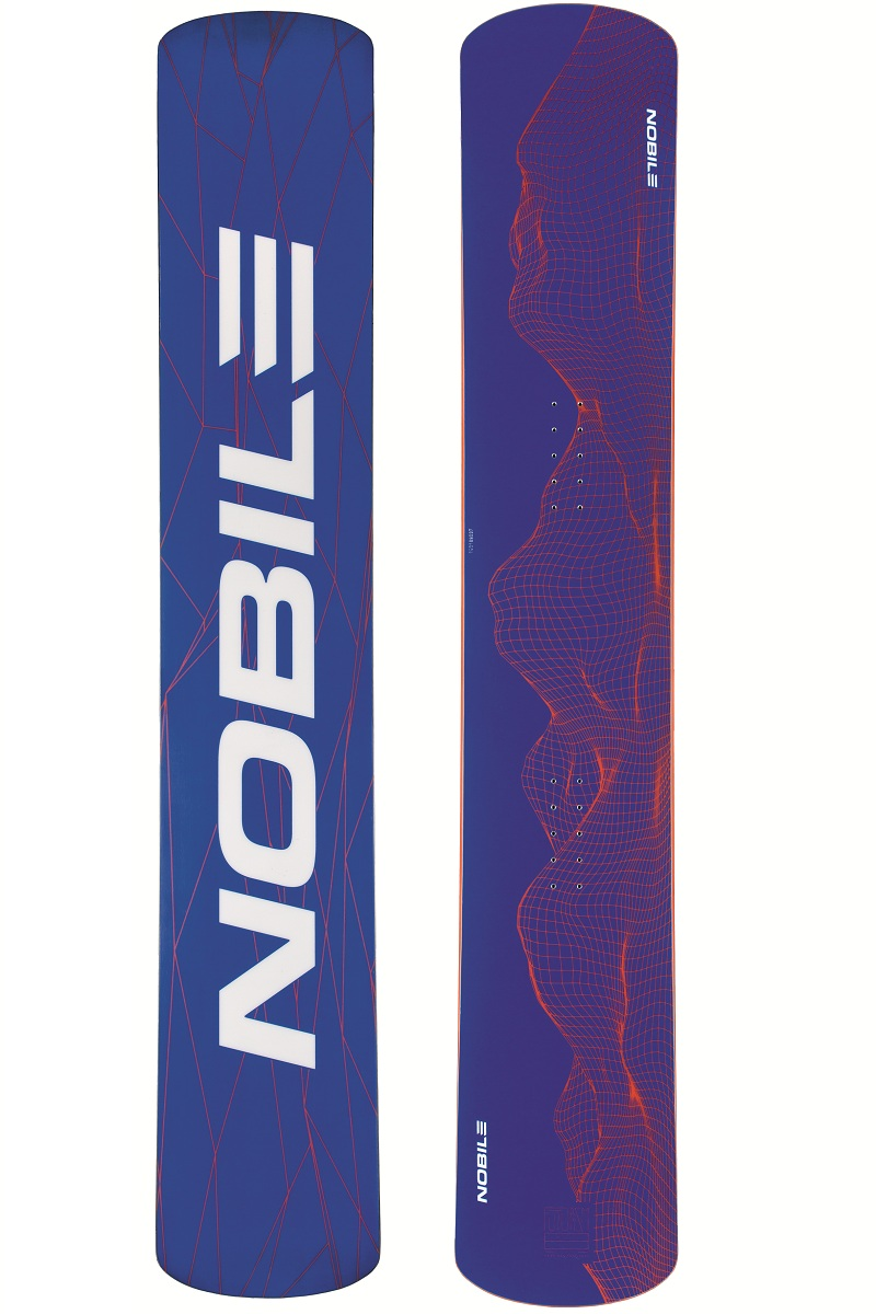 snowkiteboard 2018 NOBILE RC2000