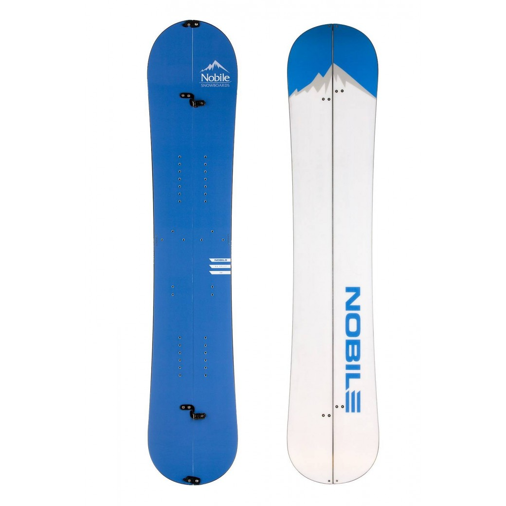 split snowboard 2021 Nobile N6 - 164