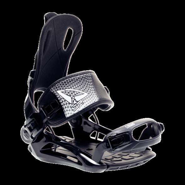 vázaní na snowboard '20/21 SP FT270 black - S