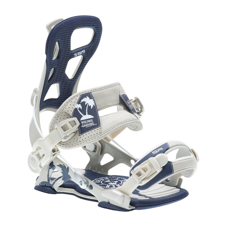 vázaní na snowboard '19/20 SP Brotherhood navy-grey - XL
