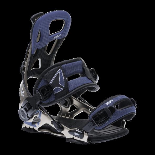 snb vázání na snowboardSP Brotherhood mud - XL