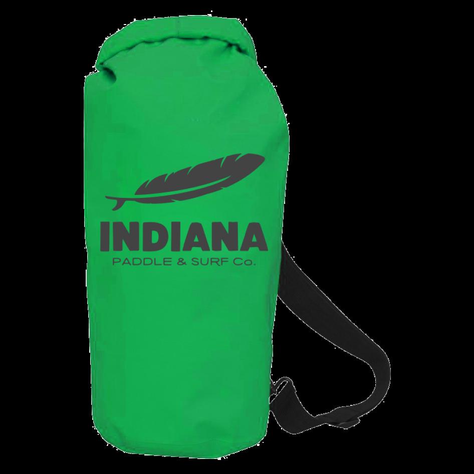 vodeodolný vak Indiana 25l - green