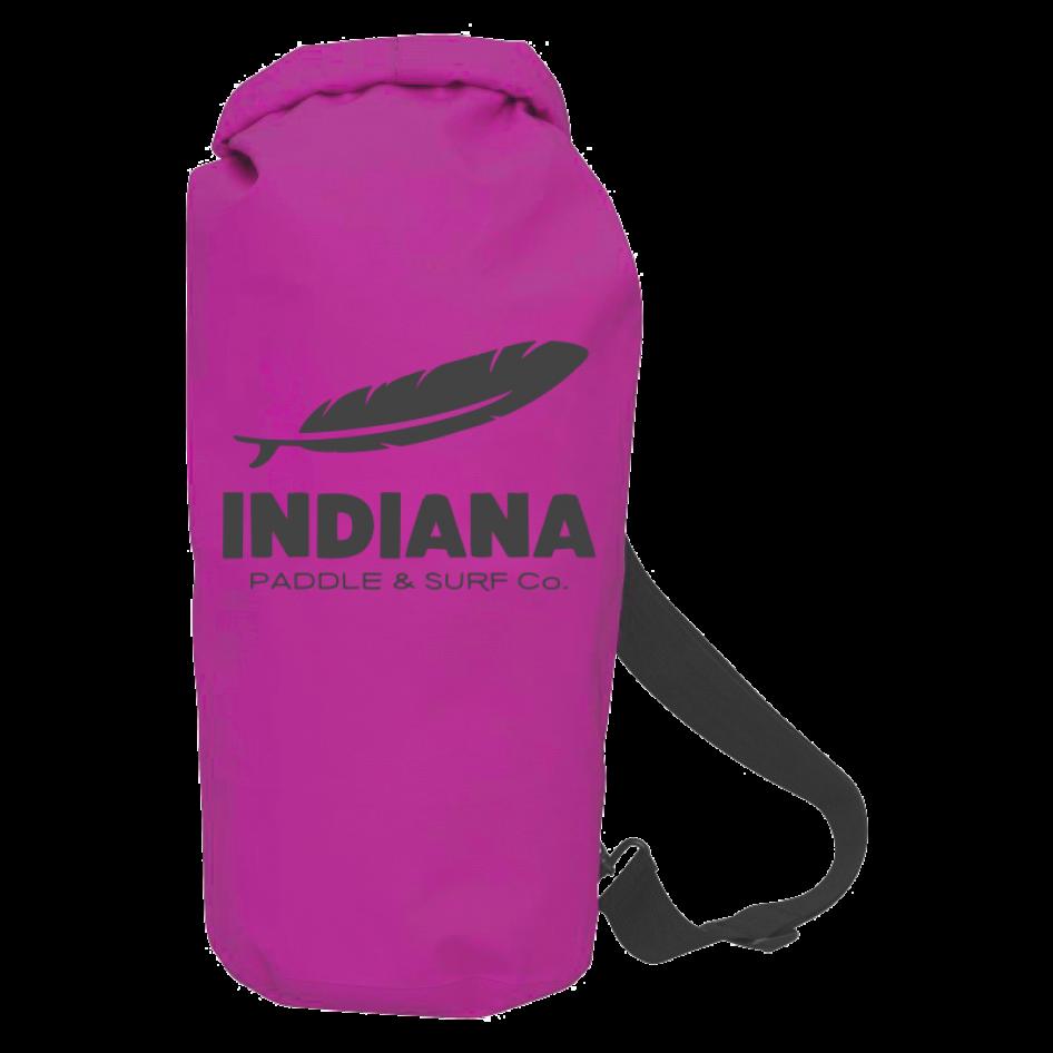 vodeodolný vak Indiana 25l - pink
