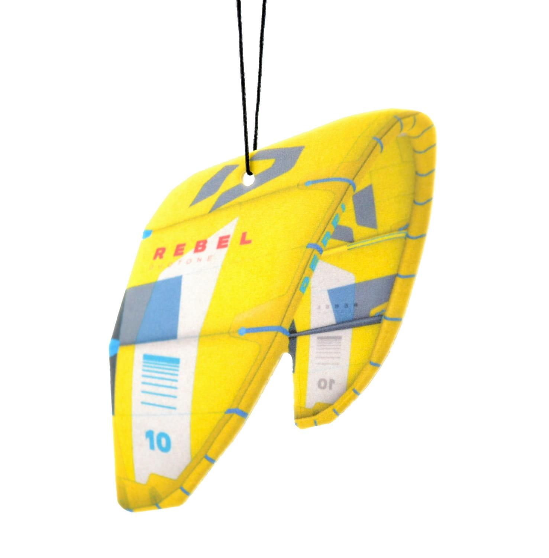 Car Air Freshener kite Duotone Rebel 2021 - Sunset Beach