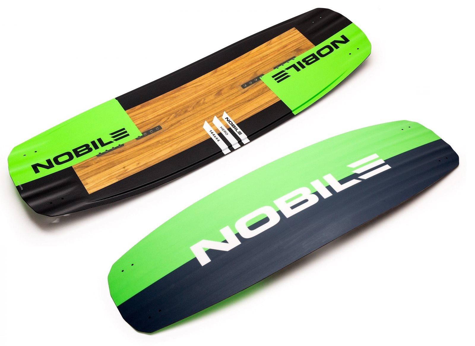 wakeboard 2020 NOBILE Hero - 141x44