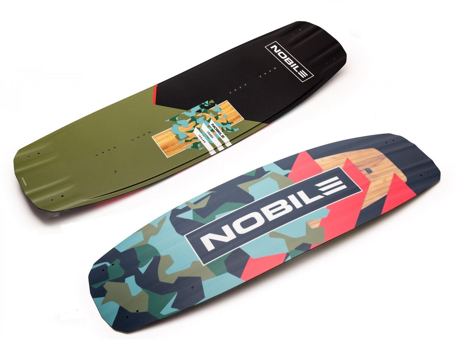 wakeboard 2020 NOBILE Cruiser - 144x44