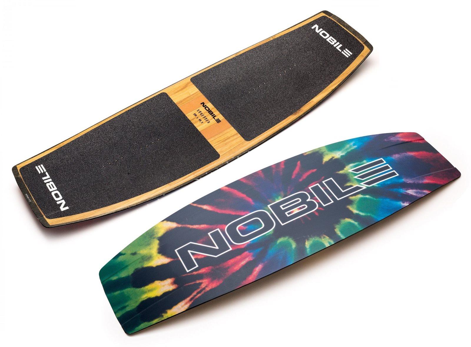 wakeboard 2020 NOBILE Shredder - 148x44,5