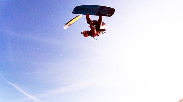 kite Flysurfer Sonic3 11m - velký Lift-UP