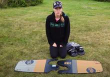 Flysurfer Trip split kiteboard - recenze
