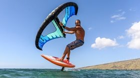 NAISH S25 JET FOIL - wing-surfing