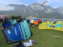 Report - závody LAKEVENTURE ME FOIL + R4R TRAUNSEE