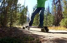 ideální univerzální longboard