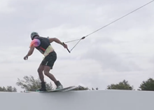 The Magic Carpet - wakeboarding film