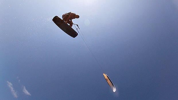 kite Flysurfer Sonic3 11m - airstyle
