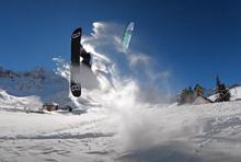 Februarius MMXXI - snowkite video