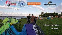 Víkendový kitesurfing Nové Mlýny