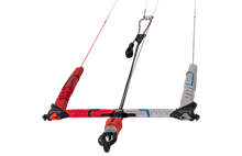 NAISH TORQUE 2 kite Control System - recenze