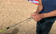 Jak na Flysurfer Mixer Test - tuning kitu