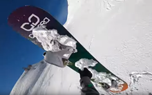 Snowkite airstyle - jak na boardoff