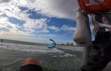 Jak se nesrazit při skocích na kitu