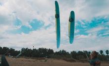 Flysurfer WAT kite projekt - část II
