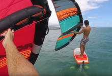 Naish Wing-Surfer je tu