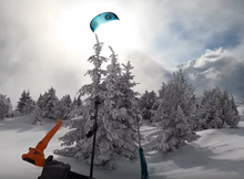 Snowkite crash best of 2019/2020