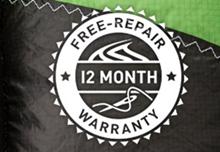 Flysurfer Free-Repair Warranty