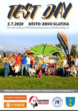 Kite TEST DAY 5. 7. 2020 - Brno