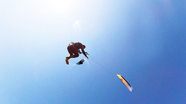 kite Flysurfer Sonic3 11m - boardoff