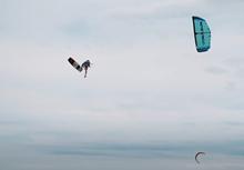 Francouzský bigair kite trip Nica Gambiera