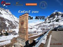 Francie, Col Du Lautaret snowkite trip 2020