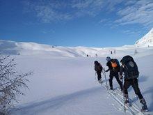 Co potřebuju na horský snowkiting