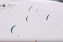 snowkite závody OSC 2020 - oficiální video