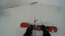 PDK - Přistání komorového draka na sněhu