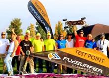Kiteboarding Holešov test day Brno Slatina - už zítra!