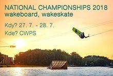Mistrovství ČR ve wakeboardingu 2018