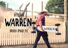 Pro koho je mountainboard Dylan Warren pro 97