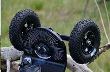 Jak vybrat správný mountainboard pro landkiting?