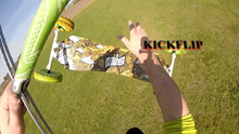 Škola triků - landkiting KICKFLIP